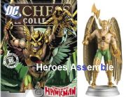 DC Chess Figurine Collection #56 Savage Hawkman Justice League Eaglemoss